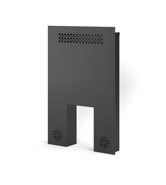 Фронтальный защитный экран Этна 14 (ДТ-3, ДТ-3С) S=150мм