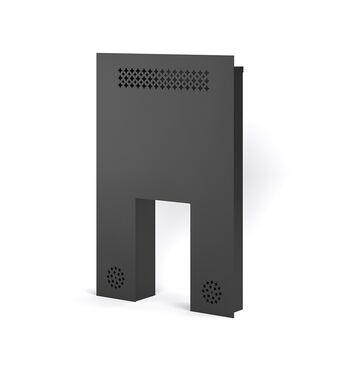Фронтальный защитный экран Этна 14 (ДТ-3, ДТ-3С) S=120мм
